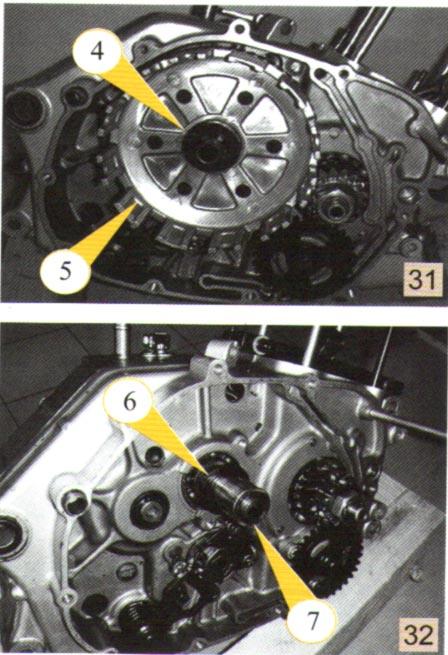 螺母_GS125发动机拆装实例图解(2) - 精通维修下载