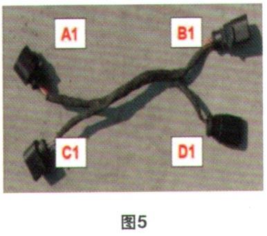 全新捷达cng前,后氧传感器及发动机控制器更换技术说明