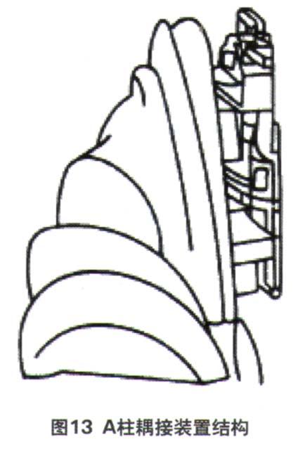 简笔画-上汽大众POLO轿车车载网络系统结构组成与检修 下