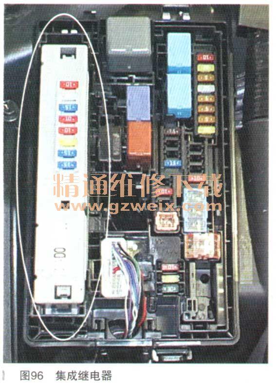 剖析2016款一汽丰田新皇冠新技术 十高清图片