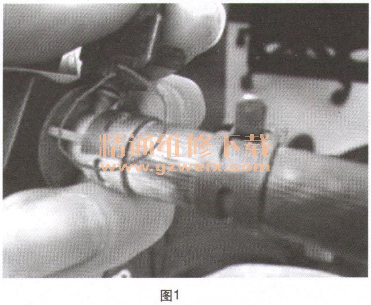 故障排除:更换电磁阀n75图片