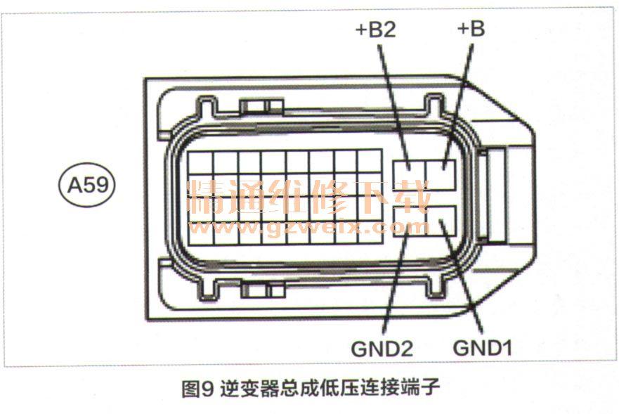 丰田普锐斯发动机无法自行启动