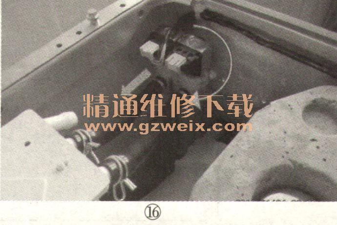 滚桶洗衣机拆卸与检测图解(上)