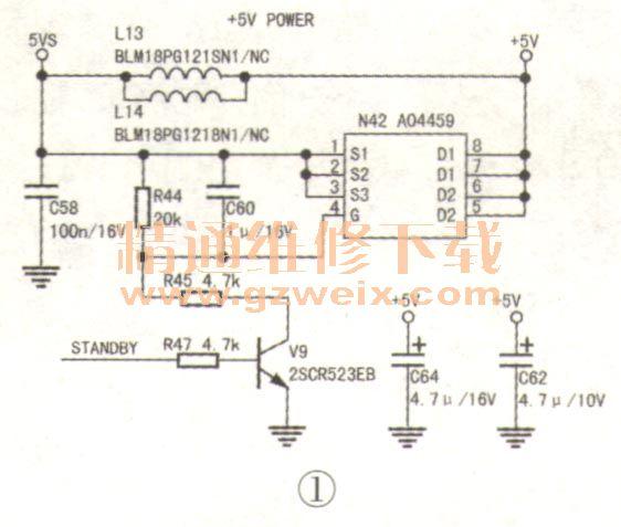 电路 电路图 电子 原理图 562_477