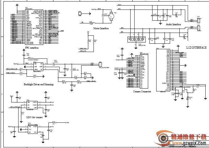 联想v520原厂维修图纸 - 精通维修下载