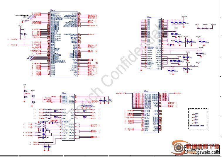 手机维修电源图纸
