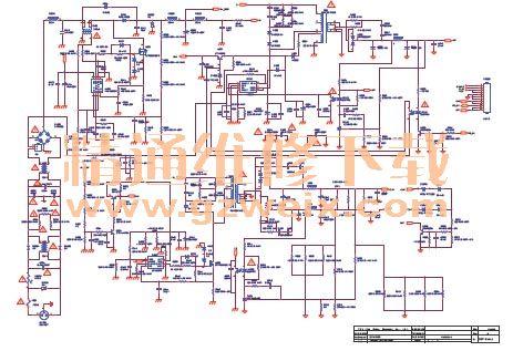 精通维修下载 下载资料 家电维修资料 电视机电路图 创维电视图纸  &